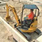 mini excavator