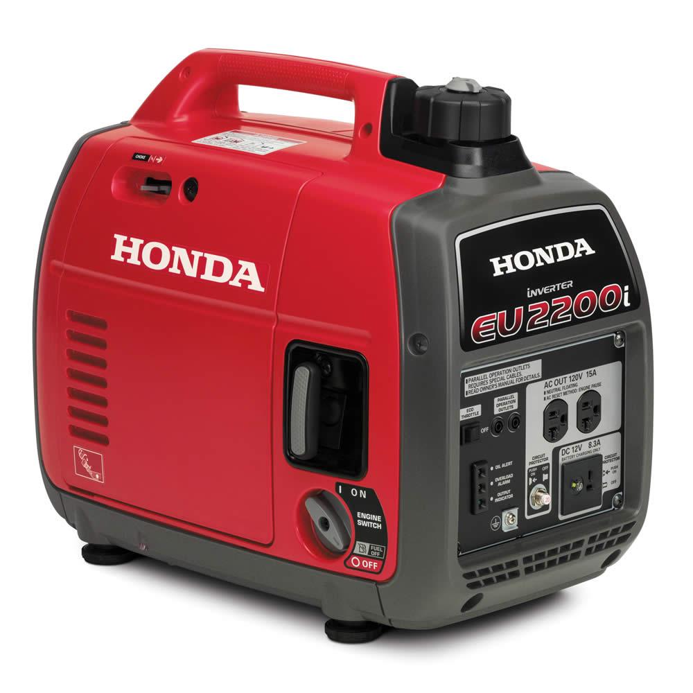 Honda 2200 quiet generator