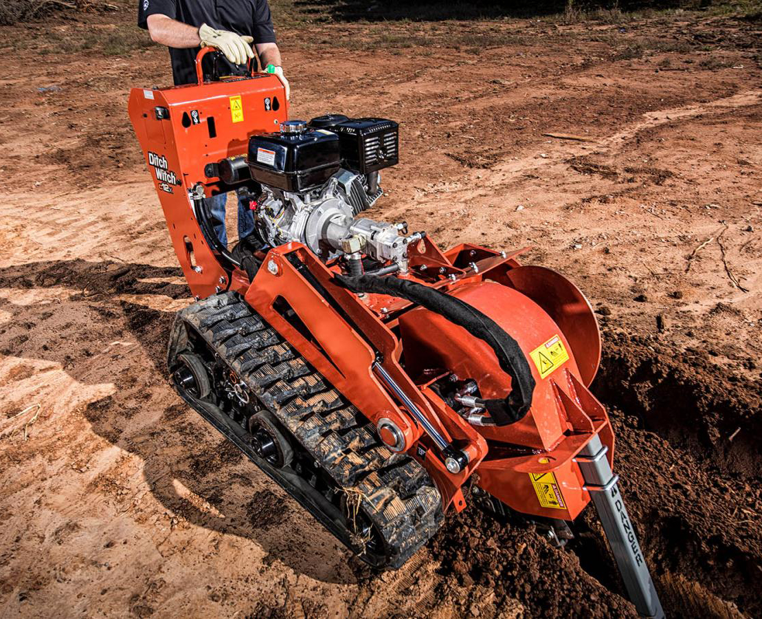 small trencher