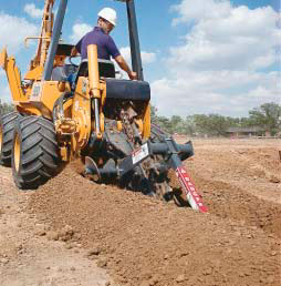 large trencher