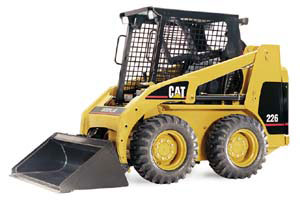 cat mower