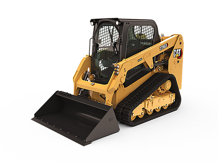 Cat 239D Track Loader