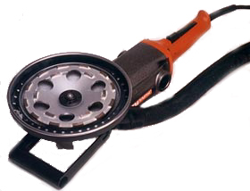 dustless grinder