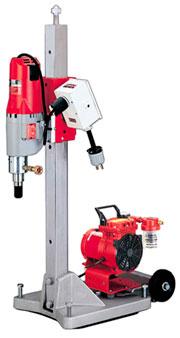 diamond drill rig