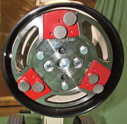 Magna-Trap Disks